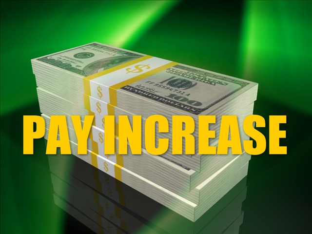 Five Actions for Your Pay Increase