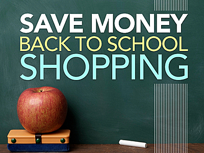 Part 3 Back to School – Saving Money