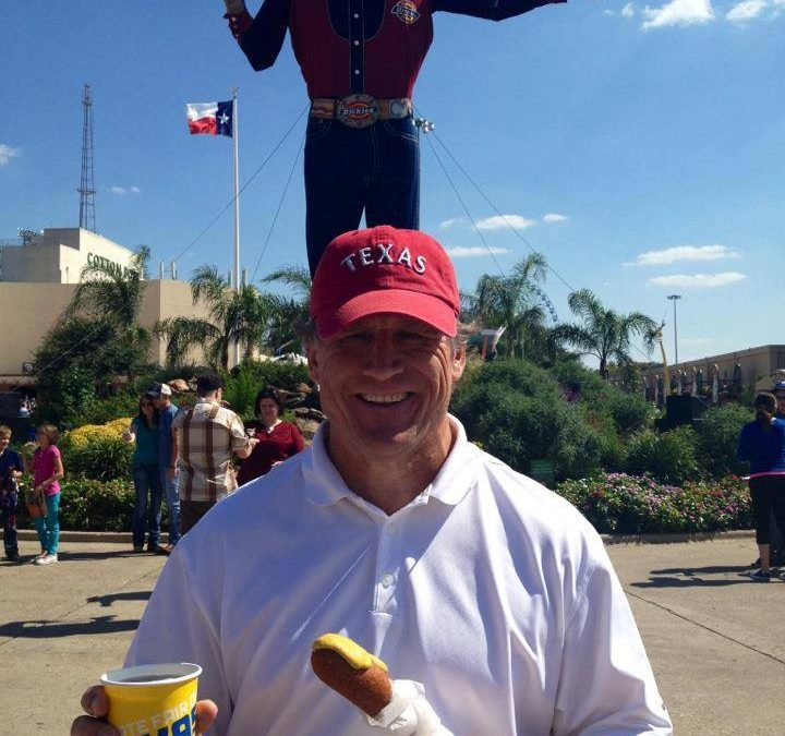 Five Money Lessons I learned from Big Tex